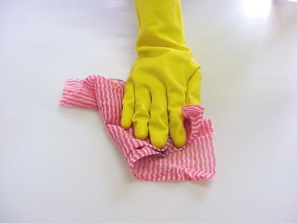 badrumsrenovering städmaterial